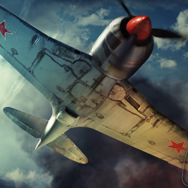 Fly some planes with Stellar Relic in War Thunder!
