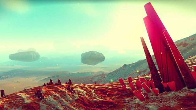 This planet looks pretty fuckin rad