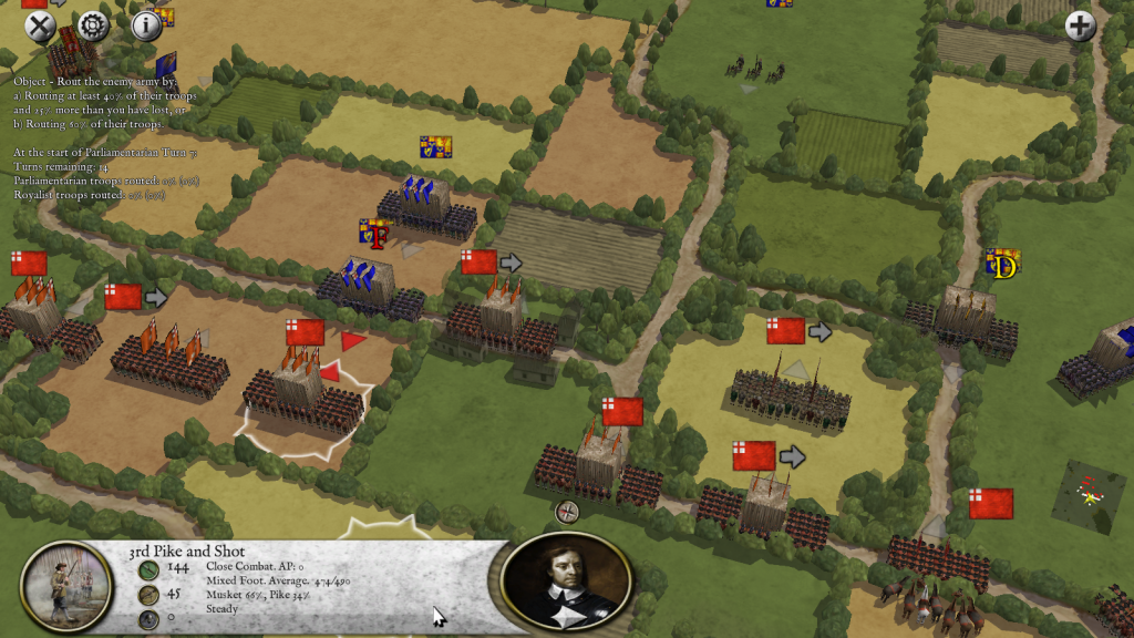 Pike and Shot: Campaigns screenshot saturday