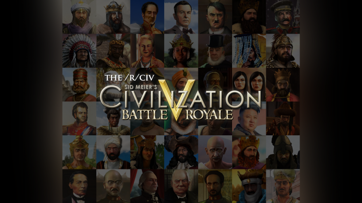 The Official rCiv 60  Civ Battle Royale!  Part 1 In the Beginning.... - Imgur