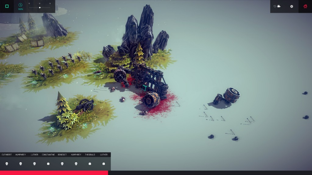 screenshot saturday besiege