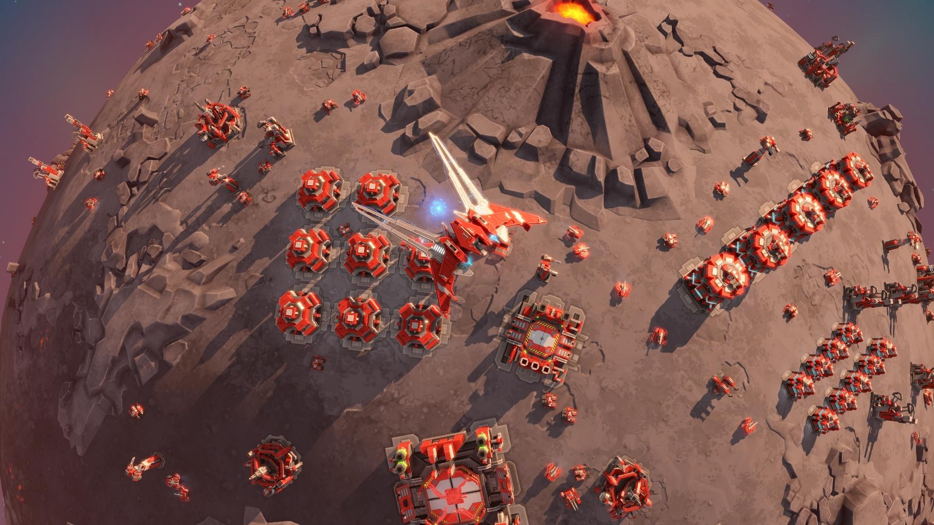 Planetary Annihilation: Titans Releases on Steam - Stellar ...
